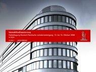 Immobilienfinanzierung - Deutsch-Nordische Juristenvereinigung eV