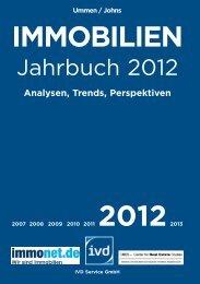 Immobilien Jahrbuch 2012 - Bankhaus Ellwanger & Geiger KG
