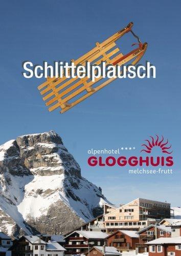 Schlittelplausch - Hotel Glogghuis, Kerns