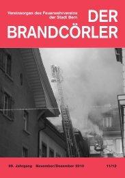 Umbruch 11_12.indd - Feuerwehrverein der Stadt Bern