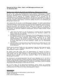 Sitzungsbericht 12.11.2012 - Landkreis Neu-Ulm