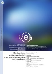 Global existence and fast-reaction limit in reaction-diffusion systems ...
