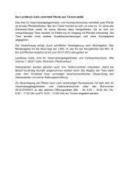 Der Landkreis Celle vermittelt Pferde aus Tierschutzfall Das Amt für ...
