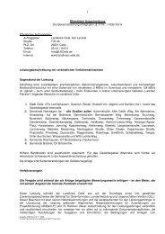 1 Öffentliche Ausschreibung Die Bekanntmachung ... - Landkreis Celle