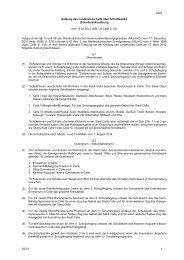 Satzung des Landkreises Celle - Landkreis Celle