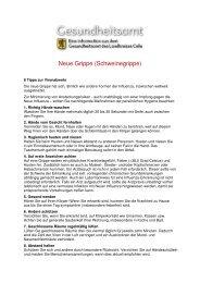 Information Neue Influenza_01 - Landkreis Celle