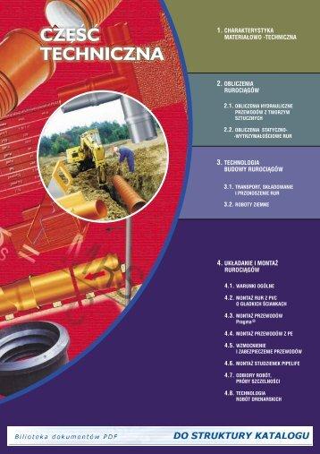 obliczenia hydrauliczne przewodów z tworzyw sztucznych - PipeLife