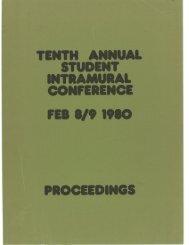 1980 Student Intramural.pdf - CIRA Ontario