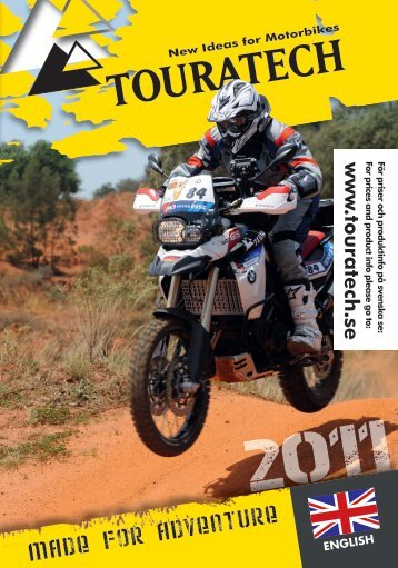 Download as PDF - Touratech Nordic