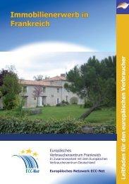 Immobilienerwerb in Frankreich - Europäisches ...