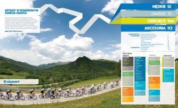 Katalog rowerów Giant 2011 - BIKETEAM