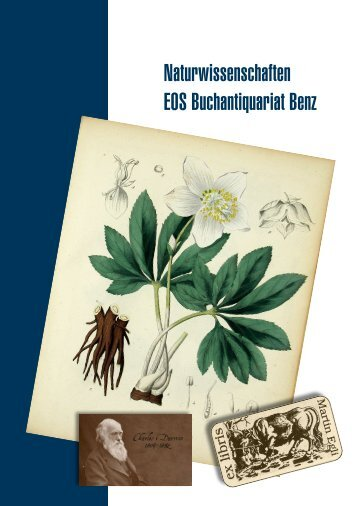 Katalog Naturwissenschaften - Eos Buchantiquariat Benz