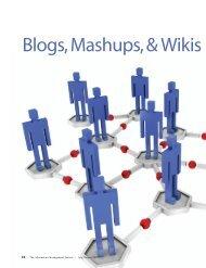 Blogs,Mashups,& Wikis - ARMA International