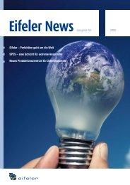 Eifeler News 08/2009 - eifeler Werkzeuge GmbH
