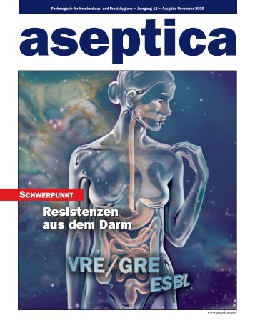Technik + Hygiene - aseptica