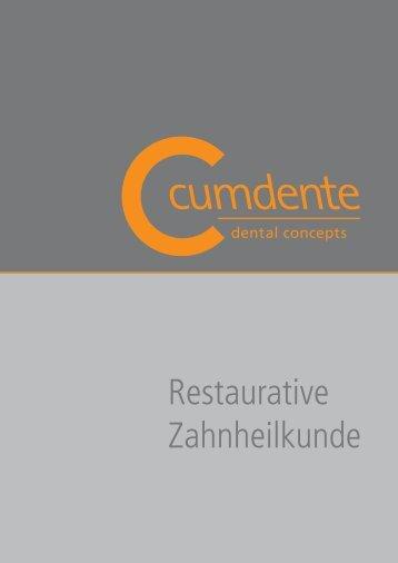 Restaurative Zahnheilkunde