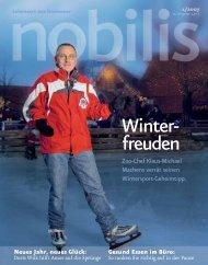 Zoo-Chef Klaus-Michael Machens verrät seinen Wintersport ...