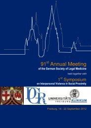 91 Annual Meeting - IALM