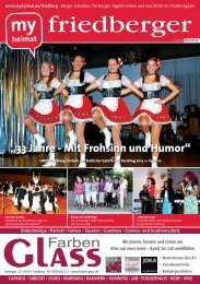 friedberger - MH Bayern
