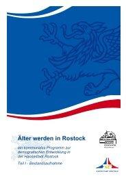 Älter werden in Rostock - Teil I