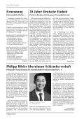 Mitteilungsblatt der Zahnärztekammer und der ... - Dens - Page 6