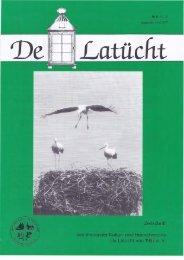Latücht Nr. 28 - de-latuecht.de