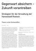 Konzepte für Rostock - Stadtgespräche Rostock - Seite 7