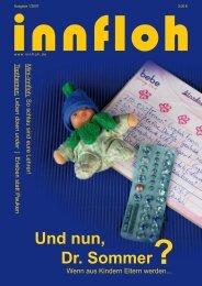 Und nun, Dr. Sommer - Innfloh - Ruperti-Gymnasium