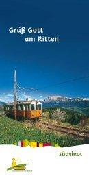 Grüß Gott am Ritten - Tourismusverein Ritten