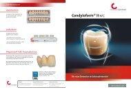 Condyloform® II NFC - Candulor