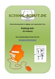 Die Verdauung - School-Scout