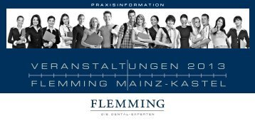 veranstaltungen 2013 flemming mainz-kastel - Flemming-Dental