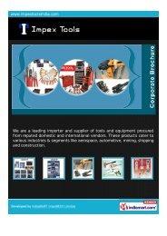 Download PDF - Impex Tools