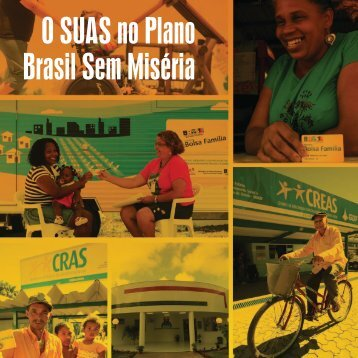 O SUAS no Plano Brasil Sem Miséria