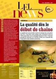 LFL•NEWS 3 - Livestock Feed Ltd