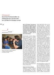 Artikel (PDF, 331Kb) - Stiftung Bildung und Entwicklung