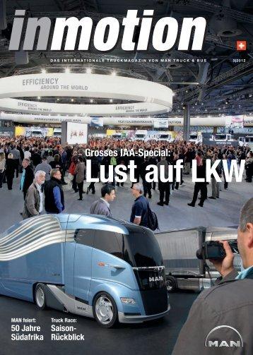 Lesen Sie hier die neue Ausgabe unseres Lkw - MAN ...