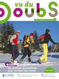 dossier - Conseil Général du Doubs