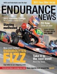 Endurance News - Issue 75 - Hammer Nutrition