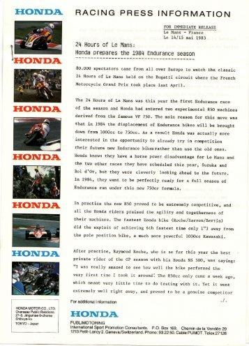 honda motor company ltd essay Honda motor company essay examples  an analysis of honda's american subsidiary of motor company since 1959  and strategic management of honda motor company ltd .