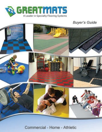 A leader in specialty flooring systems - Great Mats