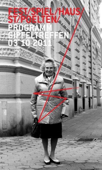 FEST/SPIEL/HAUS ST/POELTEN/ - Festspielhaus St. Pölten
