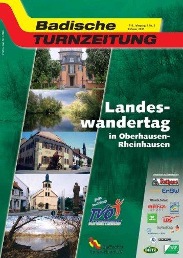 Februar (PDF, 6.219 Kb) - Badischer Turner Bund