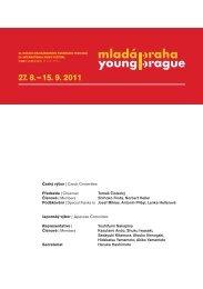 August, September 2011 - mladapraha.cz