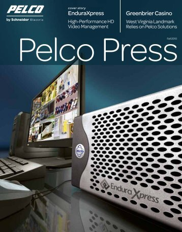 Download Entire Issue (PDF file, 7.89 MB) - Pelco