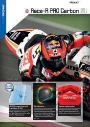 Race-R PRO Carbon - Shark Helmets
