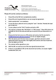 Please fill out the contract as follows: 1. Please fill out the PDF form ...