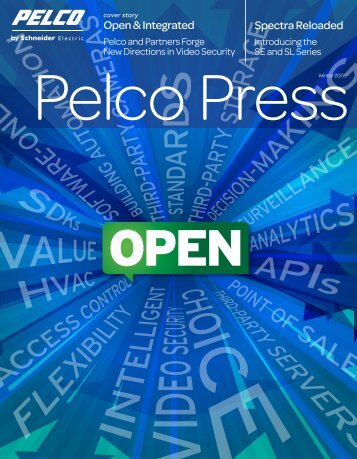 Download Entire Issue (PDF file, 8.13 MB) - Pelco