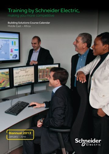 Training by Schneider Electric,