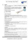 Schleif- und Läppmittelübersicht - Ikema - Page 6